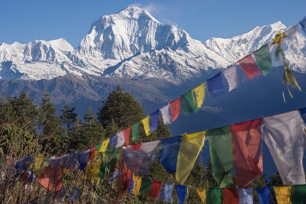 Best treks in Nepal – Annapurna circuit Mt Annapurna