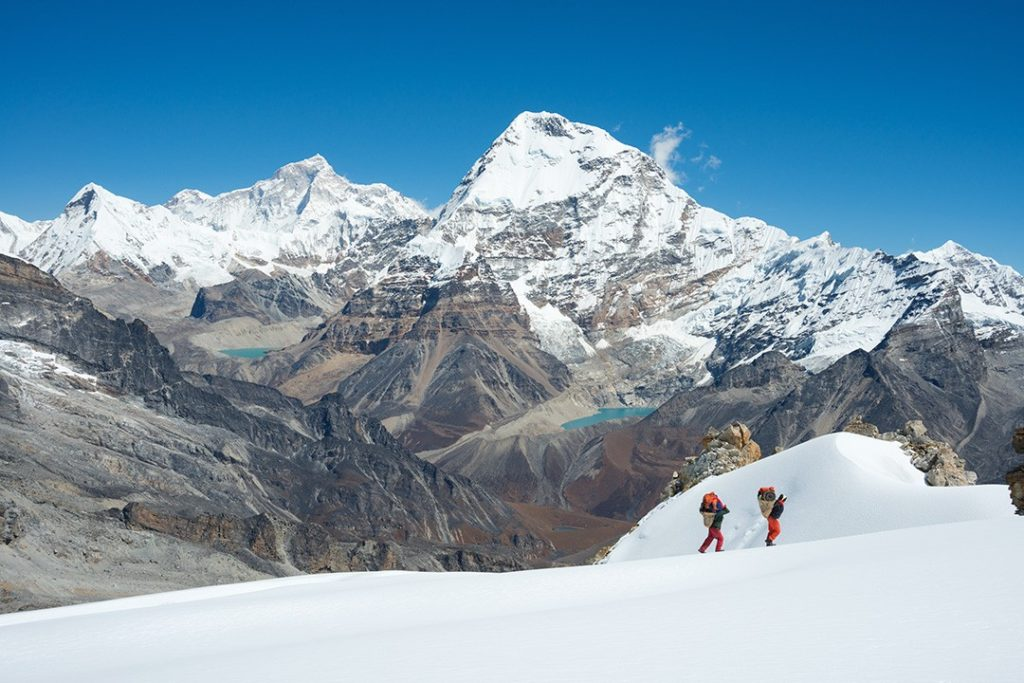 Best treks in Nepal – Mera Peak