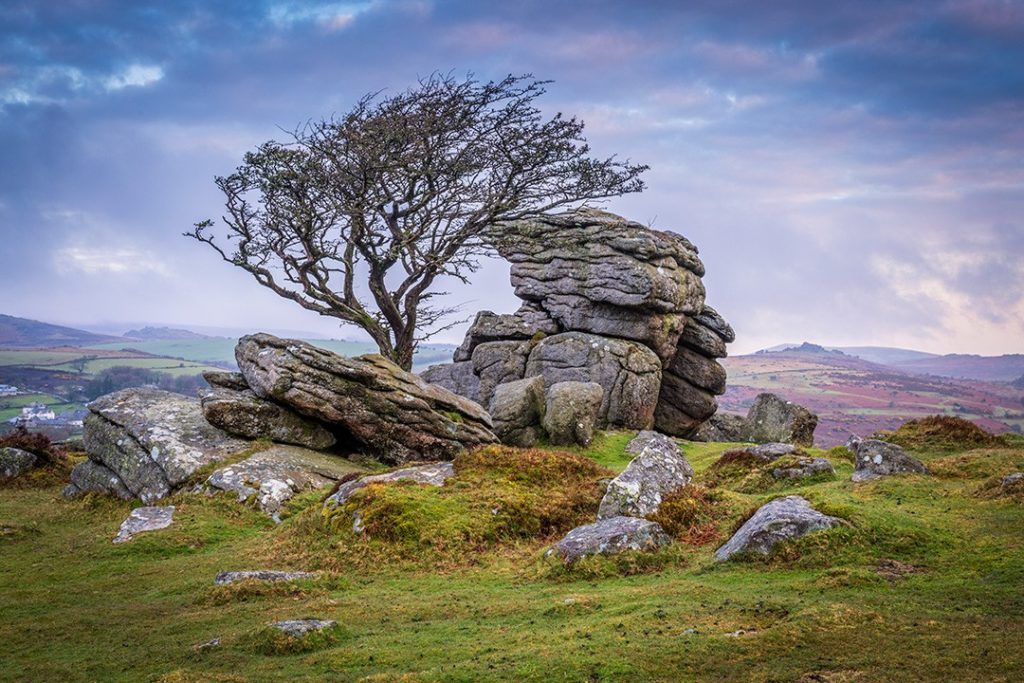The Two Moors Way showcases the very best scenery Dartmoor has to offer