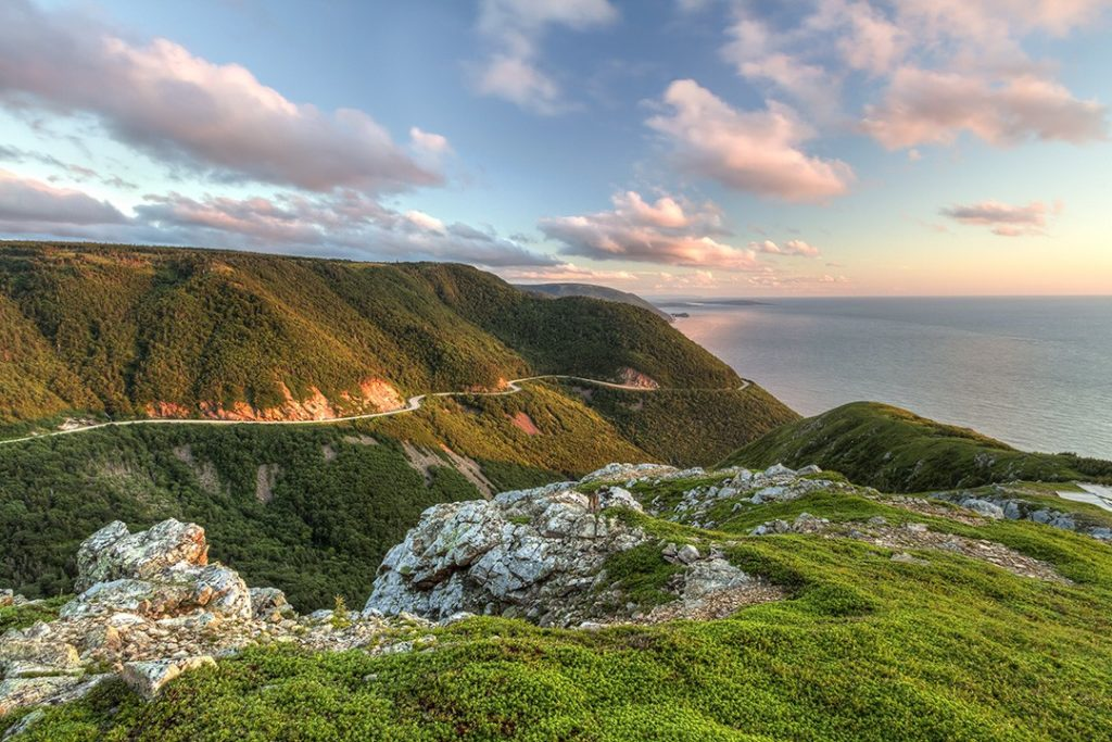 The Cabot Trail is a close contender to Route 66