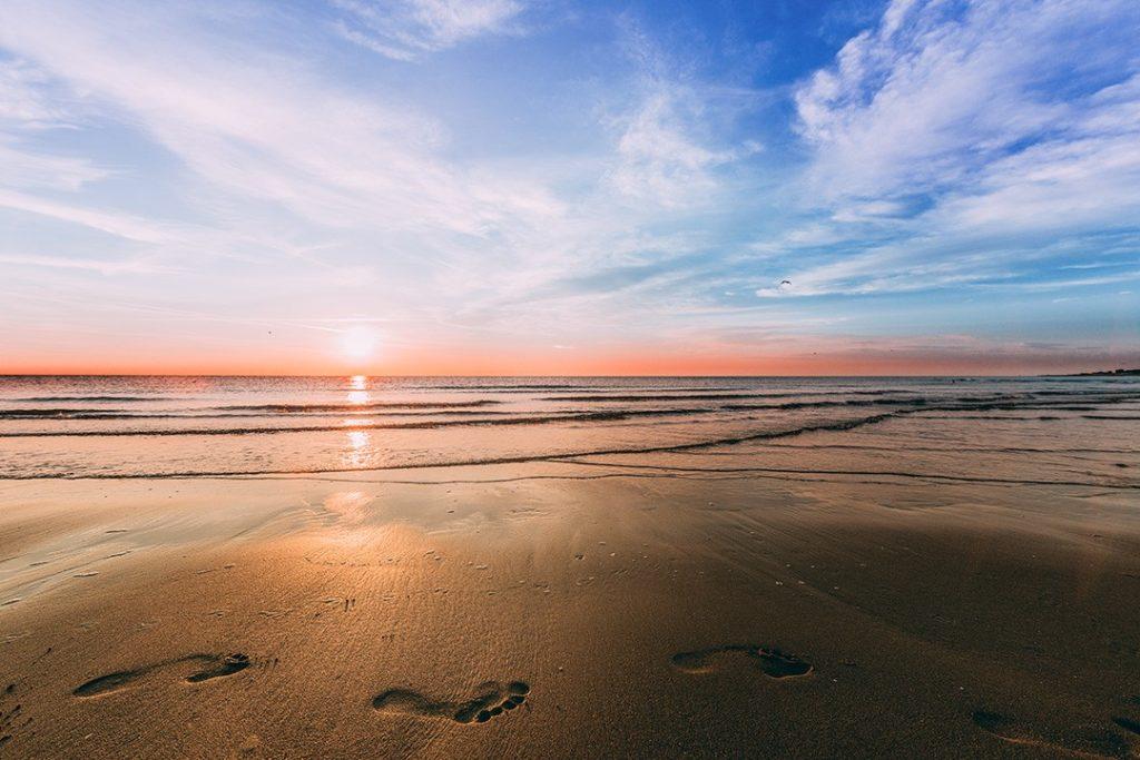 Expect vast sandy beaches in Norfolk