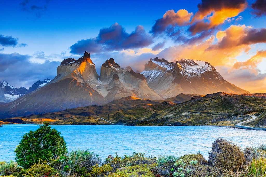 cuernos del paine most beautiful mountains in the world
