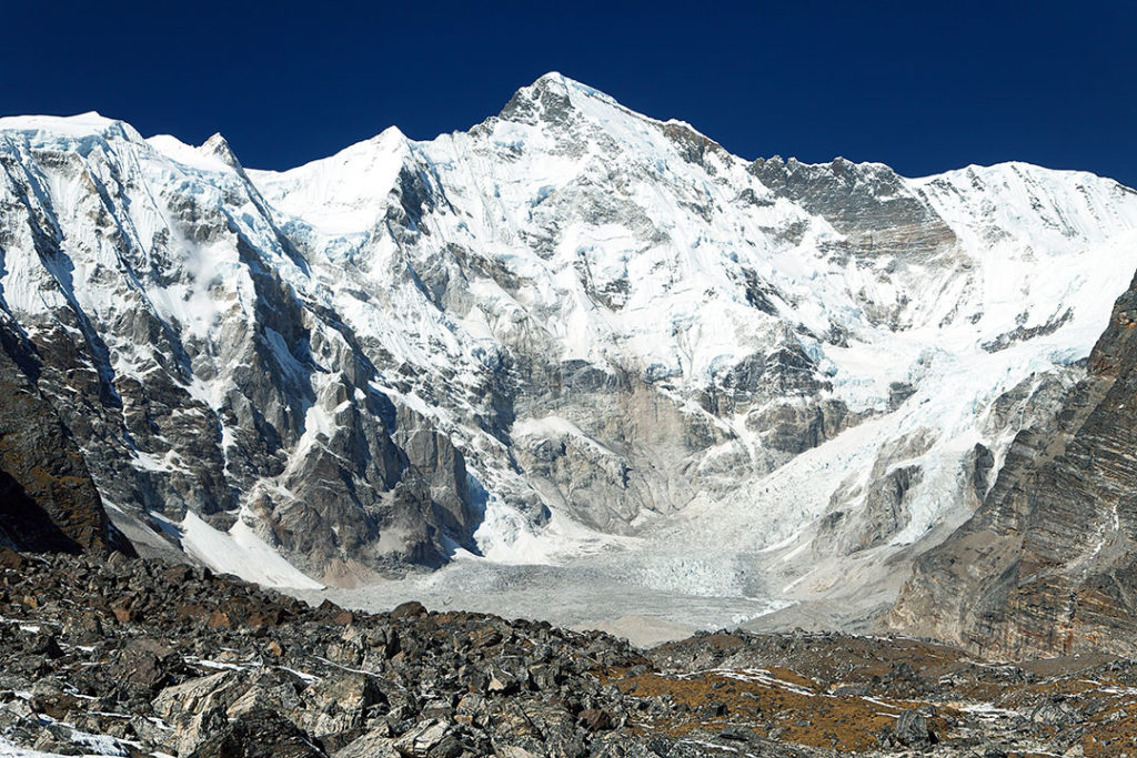 Cho Oyu is the easiest eight-thousander to summit