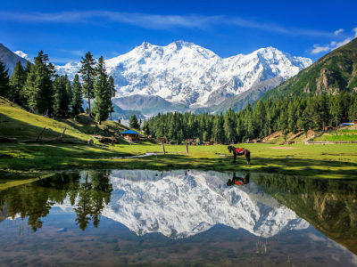 "Nanga Parbat was once known as ""killer mountain"""