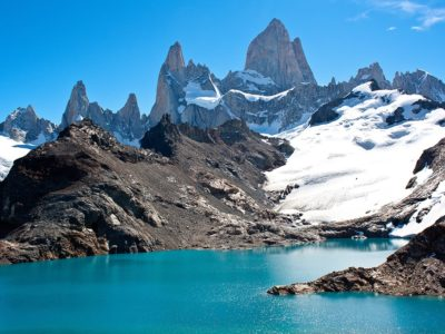 El Chaltén is one of the best hiking destinations in Argentina