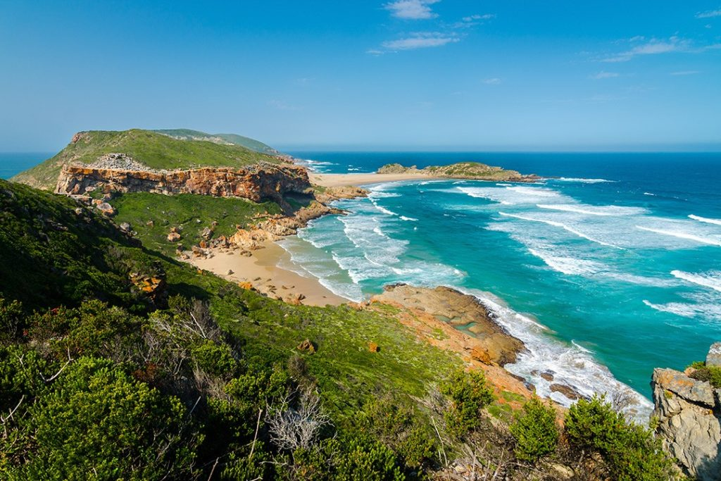 The Garden Route in South Africa is deemed one of the best road trips in the world