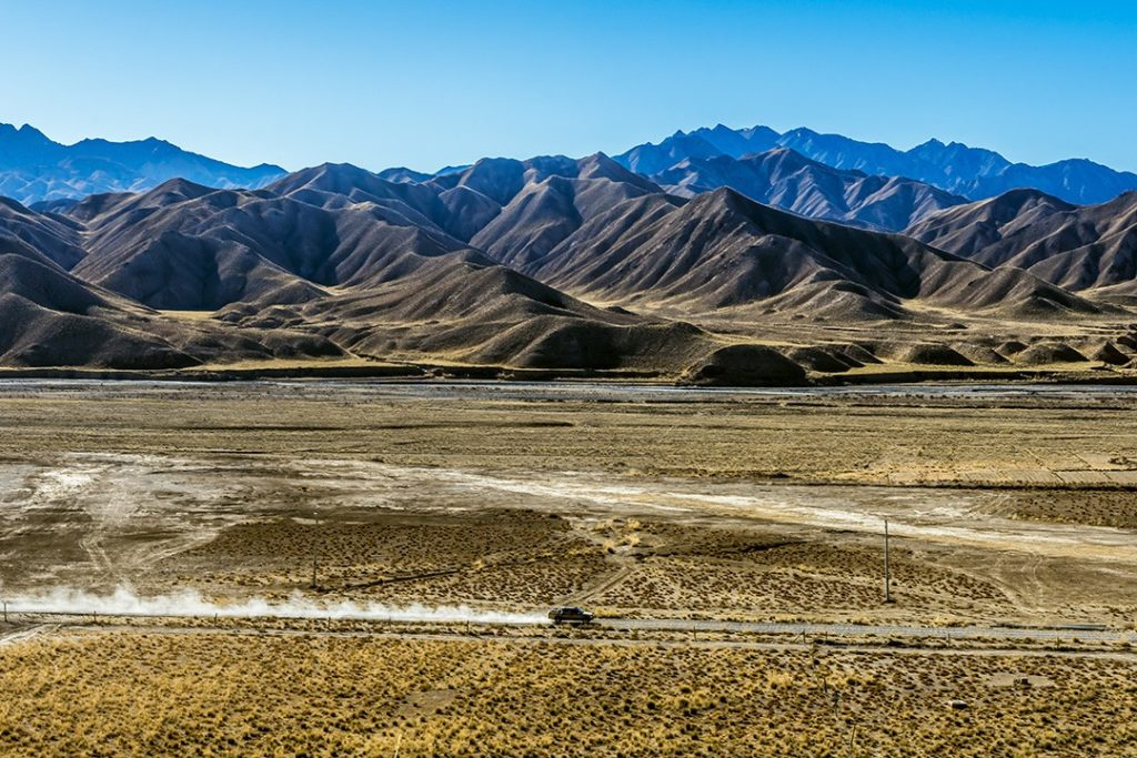 The Gobi Desert in Mongolia is of the best road trips in the world