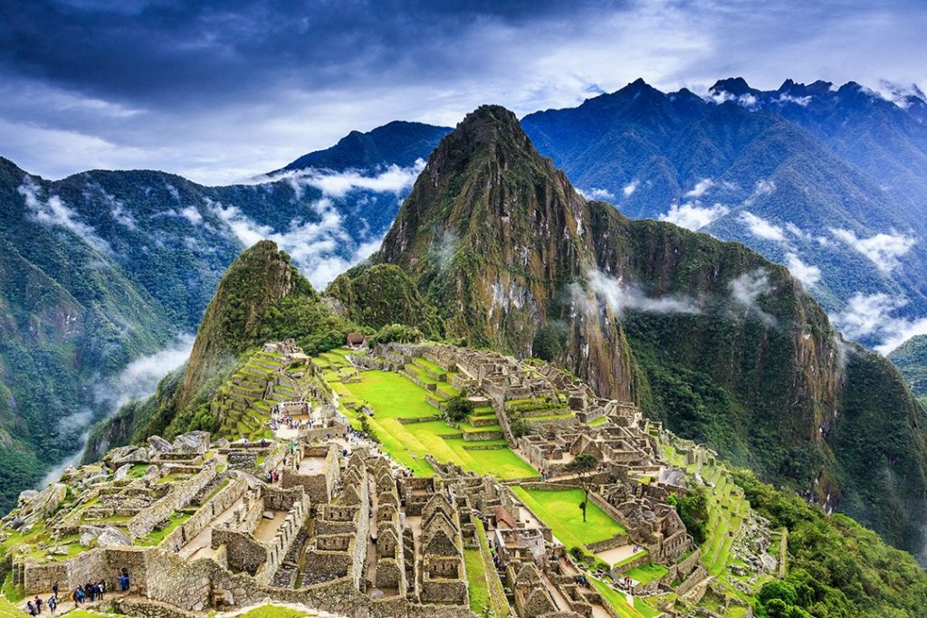 Huayna Picchu is one of the most beautiful mountains in the world