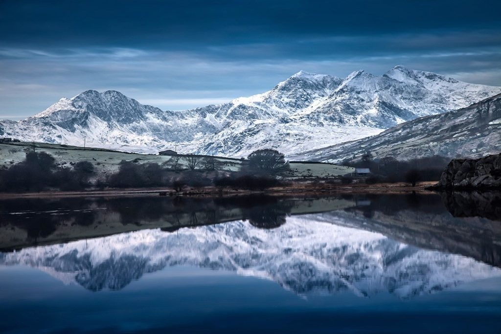 Snowdonia is one of the best outdoor destinations in Britain