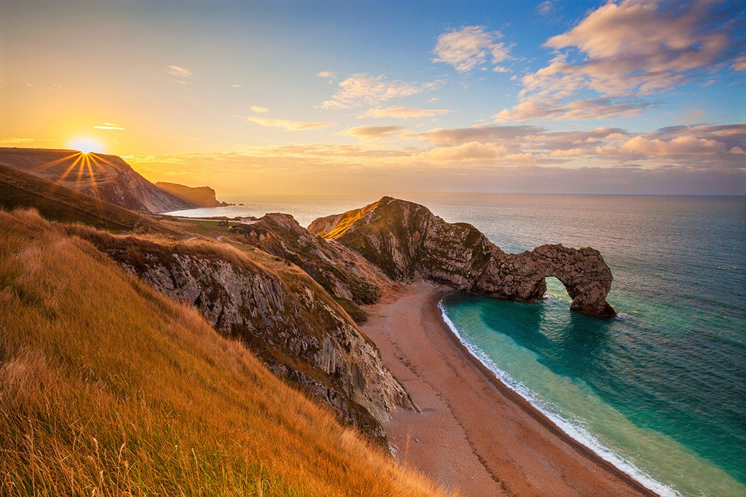 Durdle Door on the Jurassic Coast is one of our favourite outdoor destinations in Britain