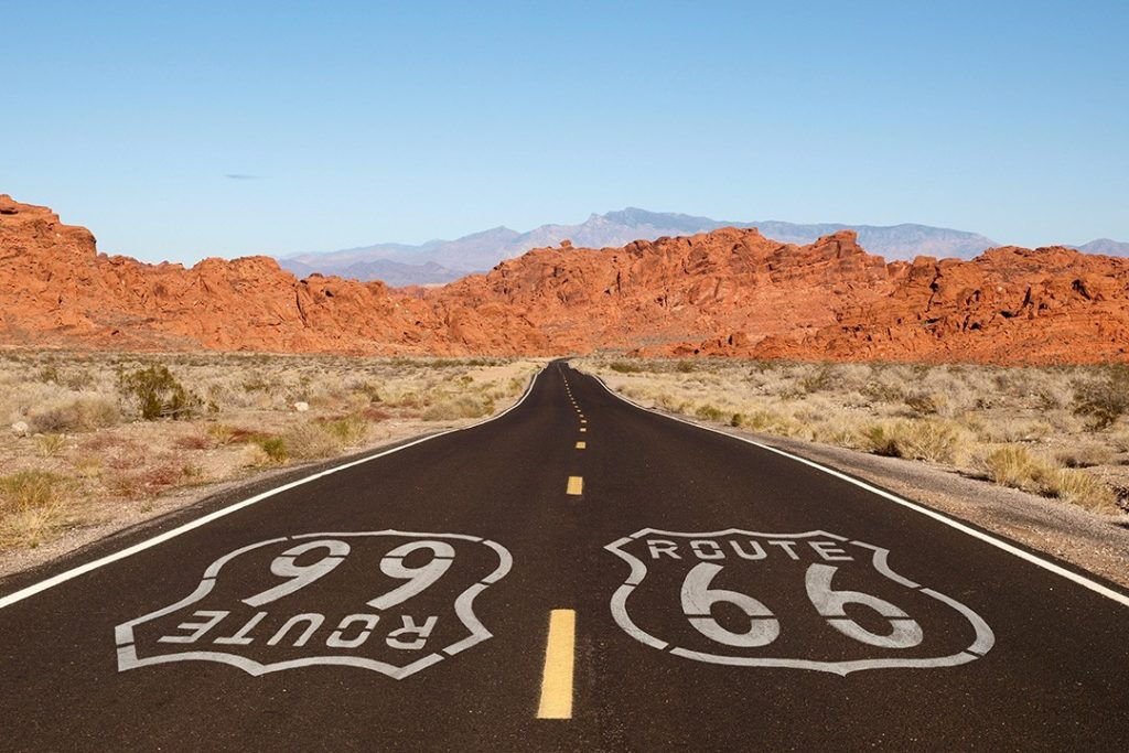Route 66 is one of the best road trips in the world