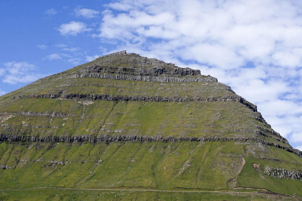 Фарерские острова  Slættaratindur