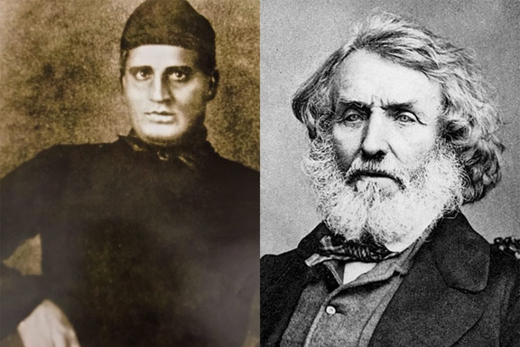 Radhanath Sikdar and George Everest