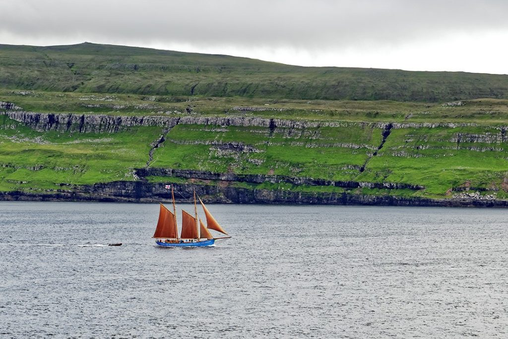 things to do in the Faroe Islands sailing