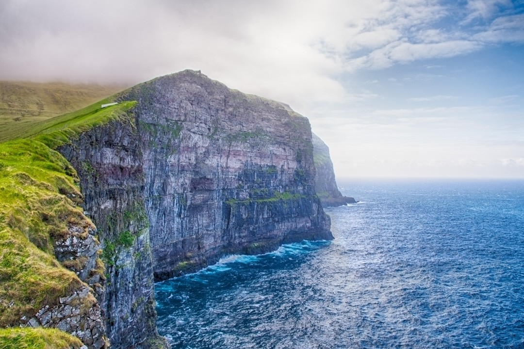 interesting facts about the Faroe Islands The sea is never far away in the Faroes