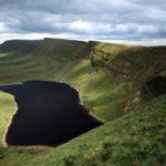 Llyn Fan y Fach is a 20,000 year-old glacial lake