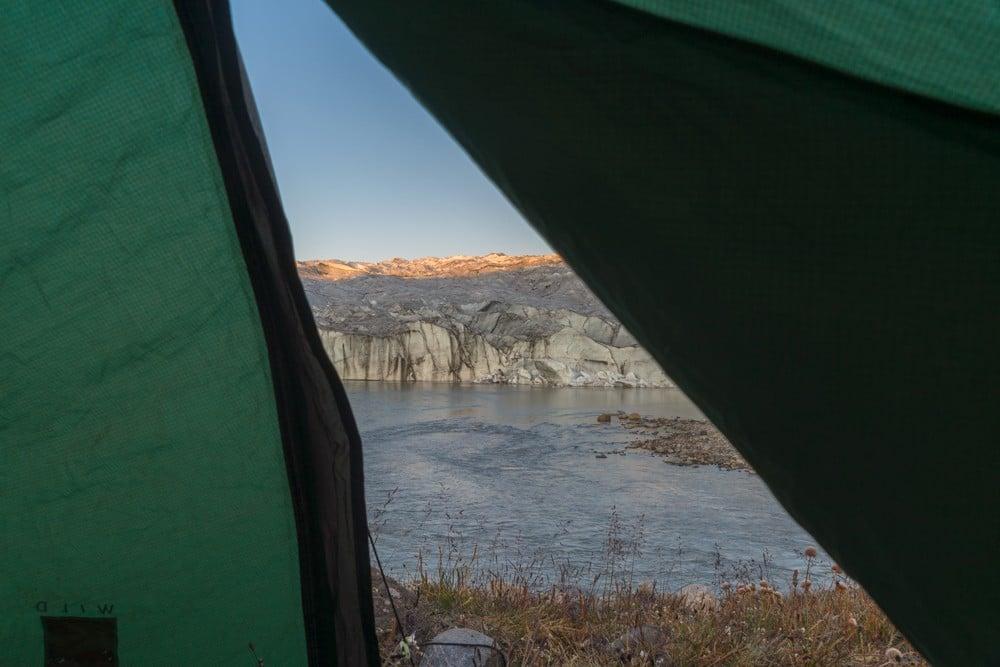 Посещение  Гренландии и ледника Рассела Посещение  Гренландии и ледника Рассела glacier 14
