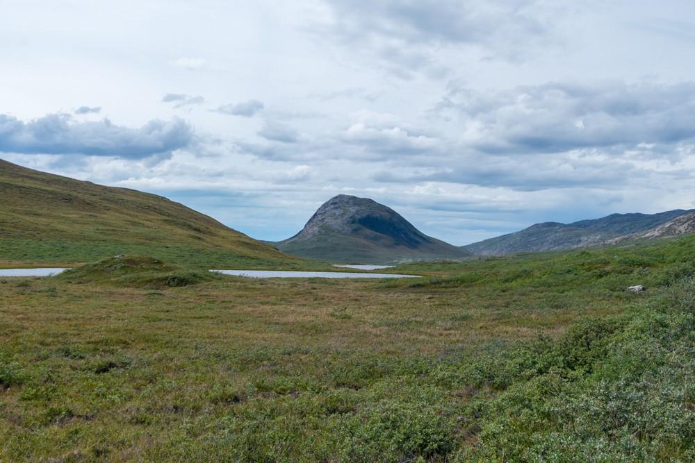 Посещение  Гренландии и ледника Рассела Посещение  Гренландии и ледника Рассела hike out 6