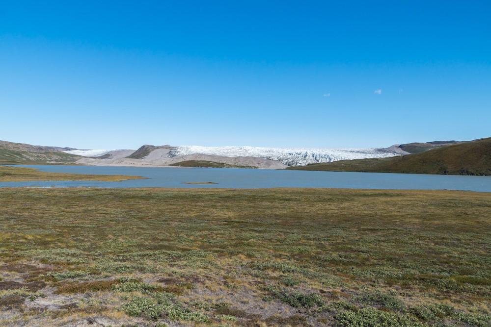 Посещение  Гренландии и ледника Рассела Посещение  Гренландии и ледника Рассела hike out 9
