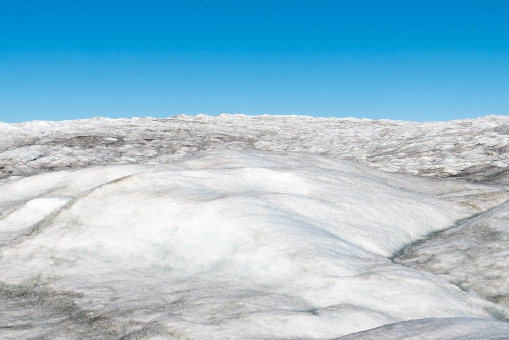 Посещение  Гренландии и ледника Рассела Посещение  Гренландии и ледника Рассела ice cap 3
