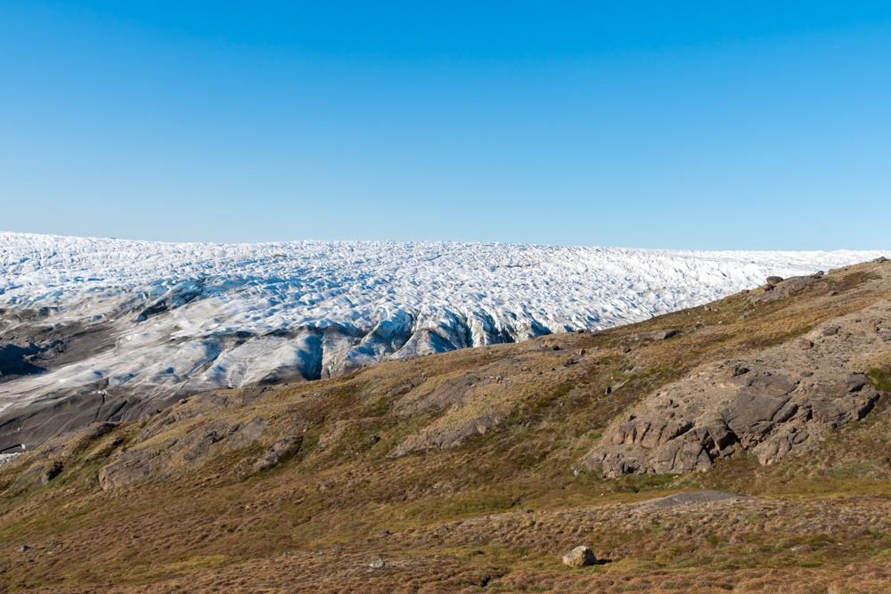 Посещение  Гренландии и ледника Рассела Посещение  Гренландии и ледника Рассела ice cap 5