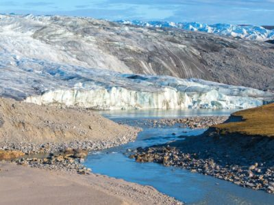 Visiting the Greenland ice sheet and Russell Glacier