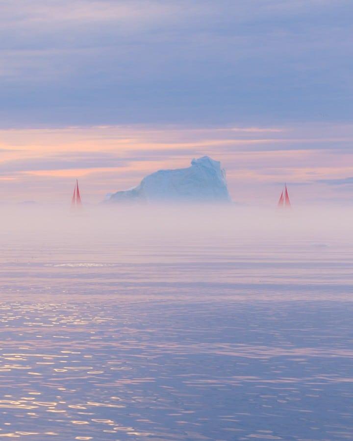 интересные факты об арктике: полночное солнце и лодки 20 интересных фактов о Арктике 20 интересных фактов о Арктике midnight sun iceberg sightseeing ilulissat 28