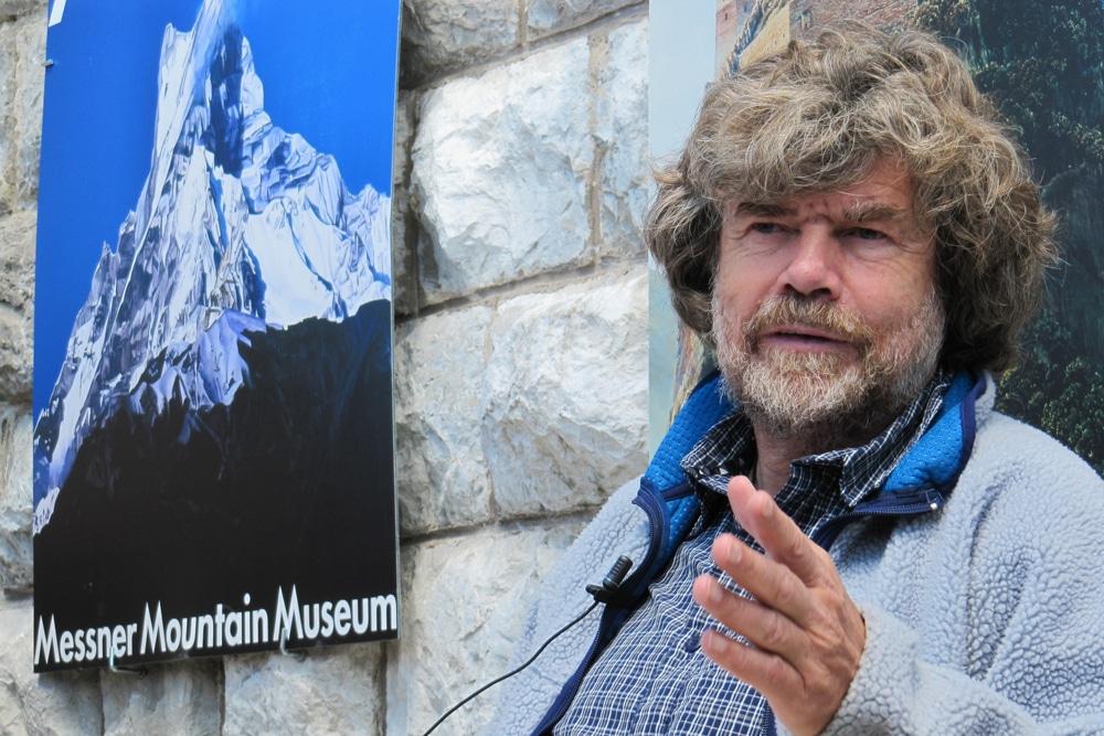 Legendary mountaineer Reinhold Messner has written some of the best mountaineering books