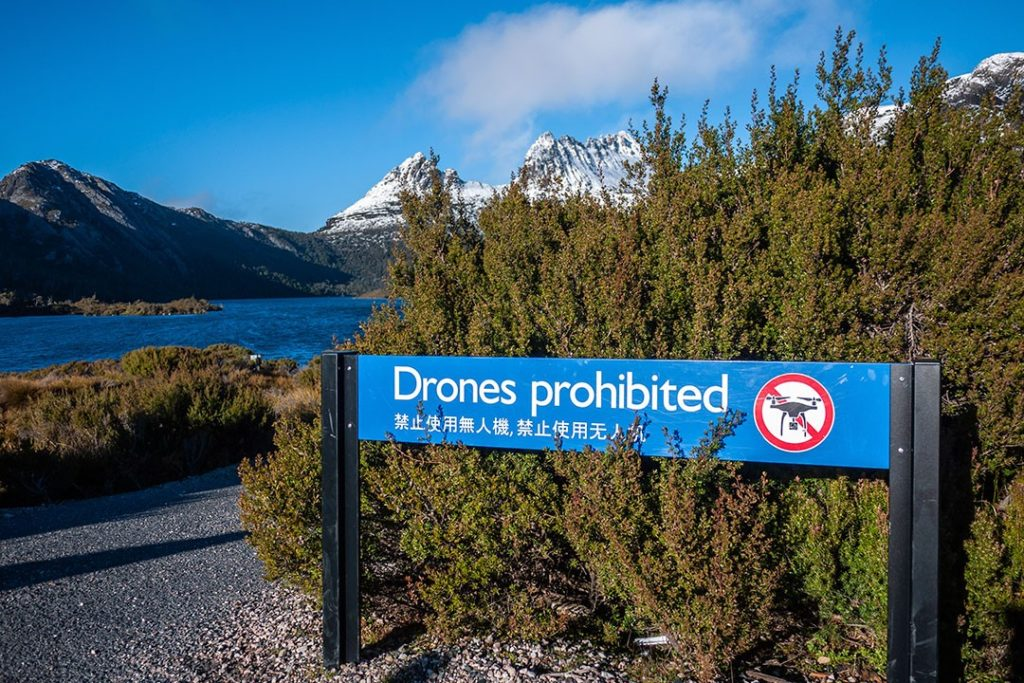Drone etiquette: make sure you're aware of local laws