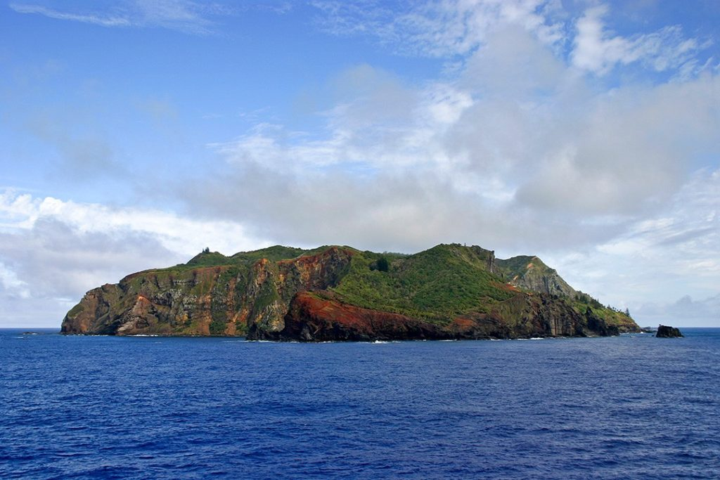 Pitcairn Island is one of the most remote places on Earth