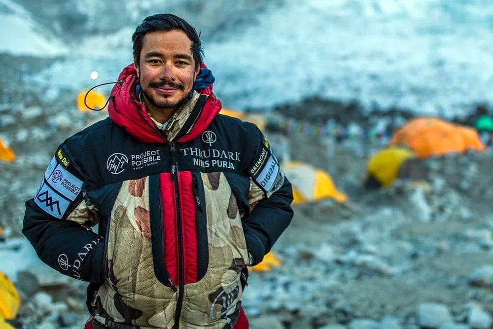 nirmal purja wrote one of the best mountaineering books