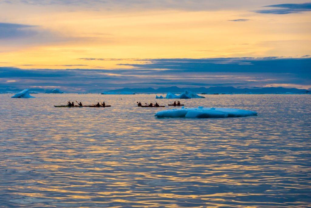 8 лучших занятий в Илулиссате, Гренландия 8 лучших занятий в Илулиссате, Гренландия things to do ilulissat kayaking 1024x683