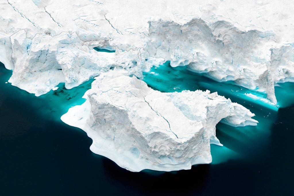 interesting facts about Greenland – the Ilulissat icefjord