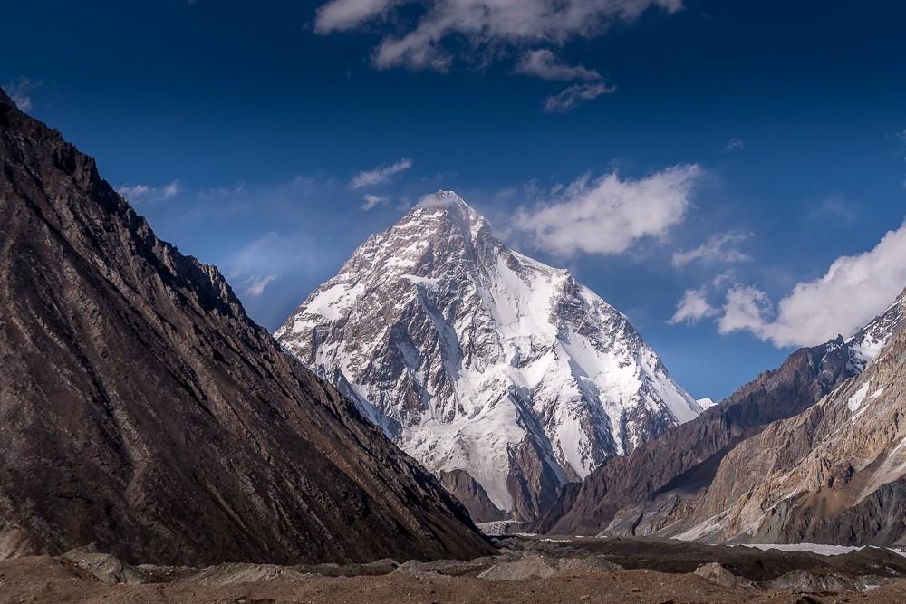 Trek au camp de base K2