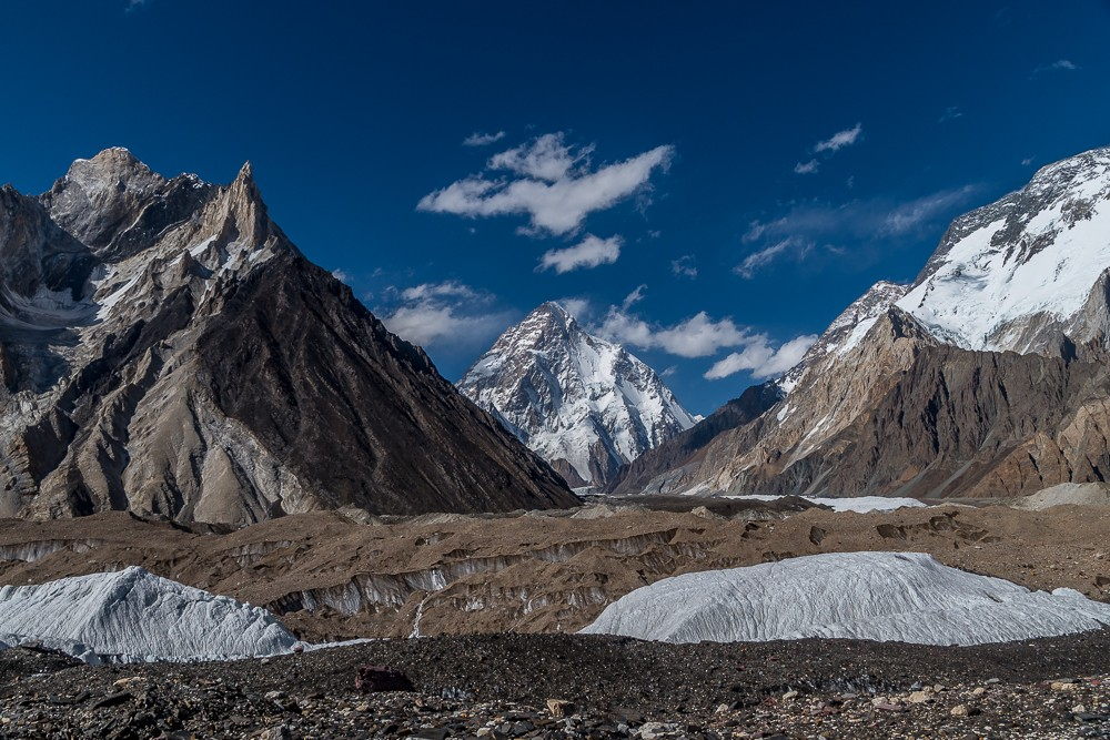 K2 K2 base camp trek