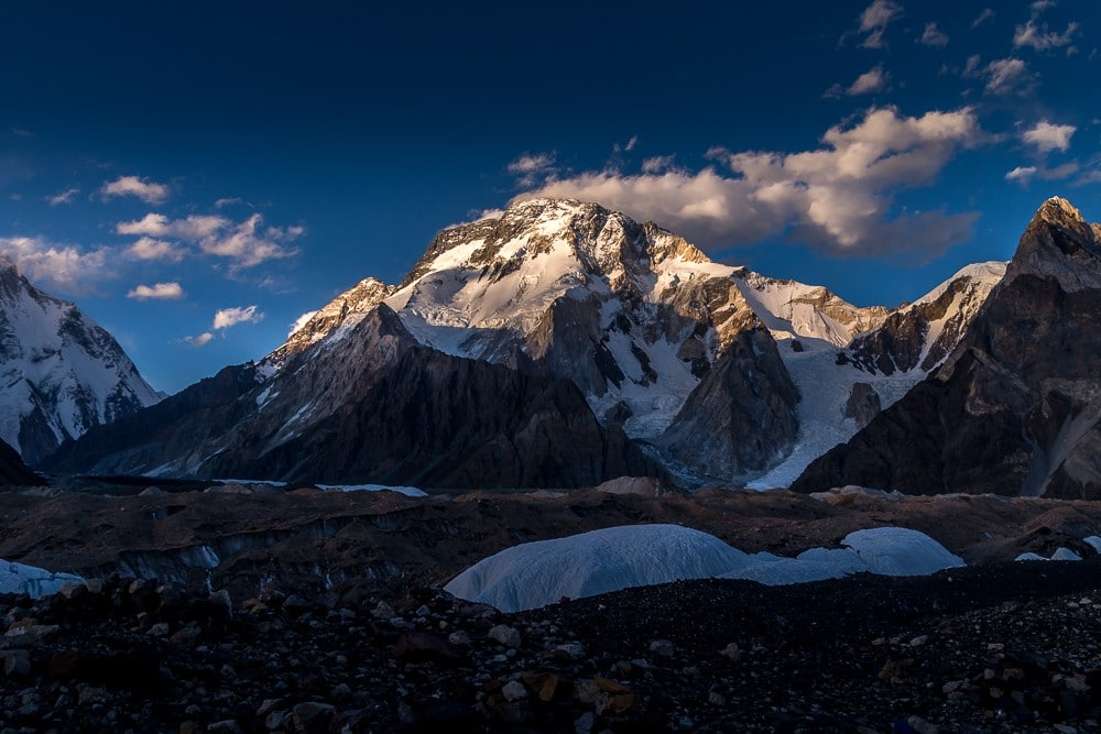 Broad Peak K2 base camp trek