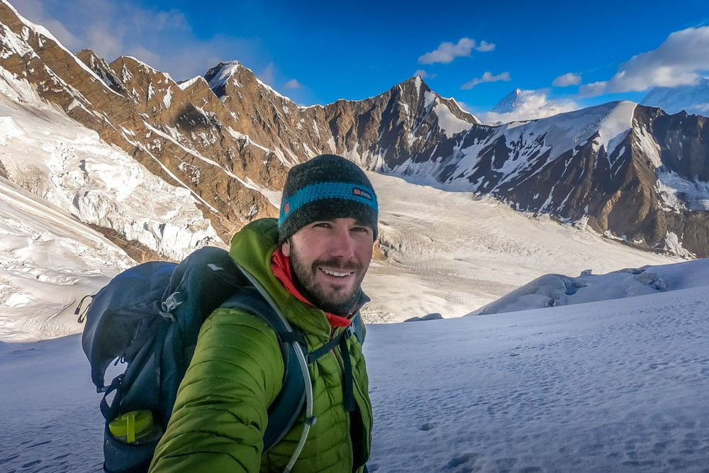 K2 base camp trek Gondogoro La Pass 1