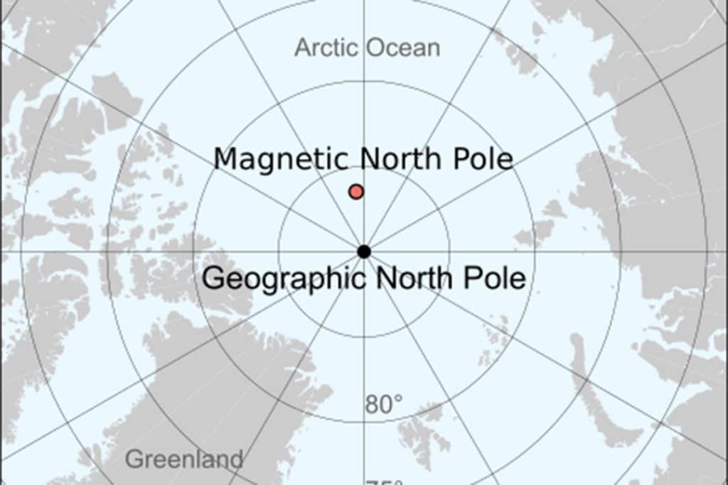 Географический и магнитный Северный полюс 20 интересных фактов о Арктике 20 интересных фактов о Арктике interesting facts about the arctic north poles 1024x683