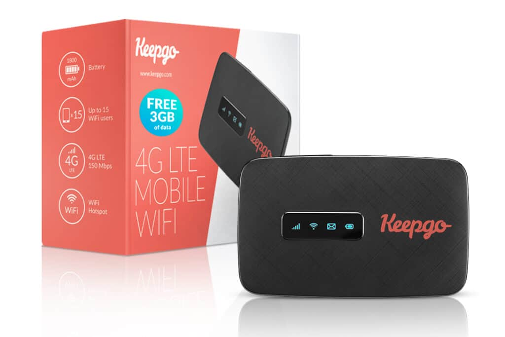 Keepgo for Christmas Gifts for travellers