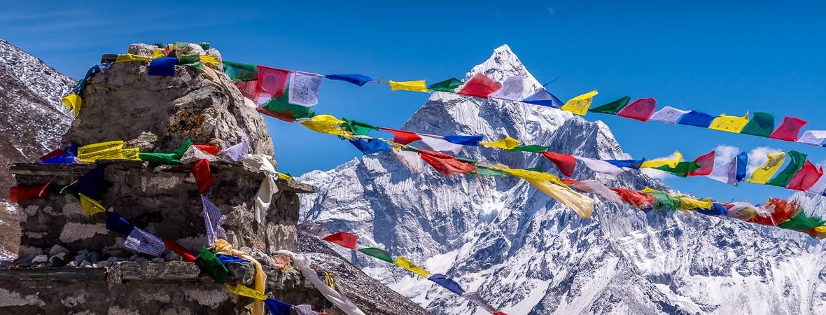 Everest vs K2 base camp