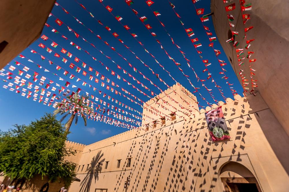 Le riche patrimoine d'Oman offre une alternative fantastique à Dubaï