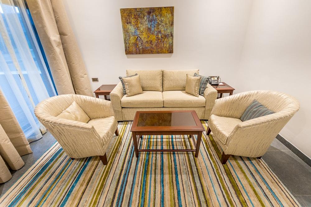 hotel sahab living room