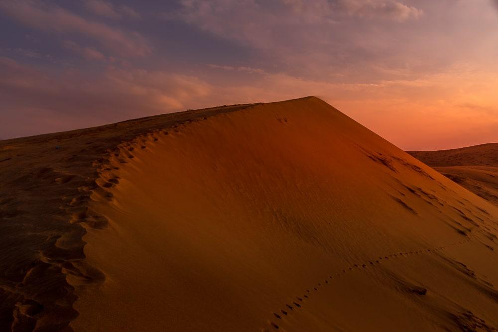 Dunes à Al Nahda alternative à Dubaï