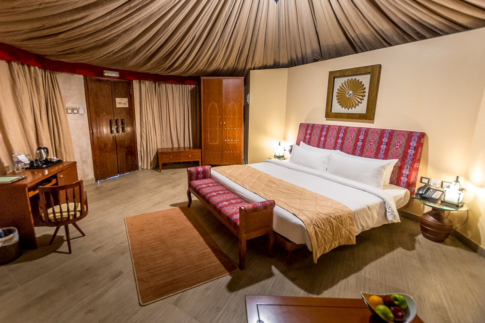 Dunes by Al Nahda bedroom