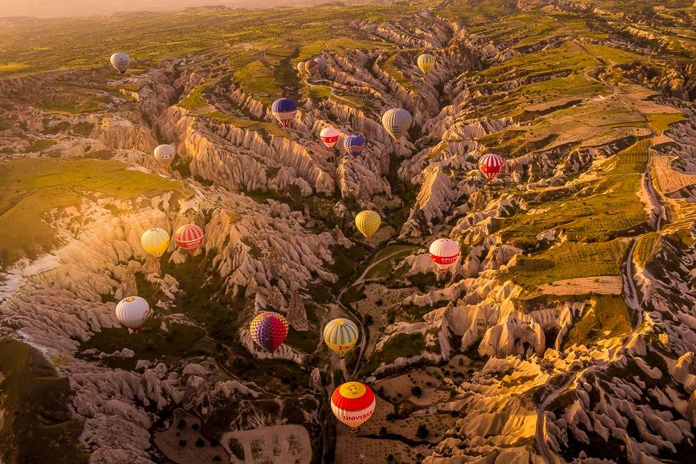 Cappadocia was one of our top-instagram-shots-2019