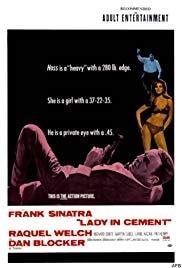 lady in cement est l'un des meilleurs films de plongée