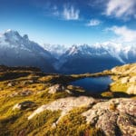 Mont Blanc is one of Europe's best hikes