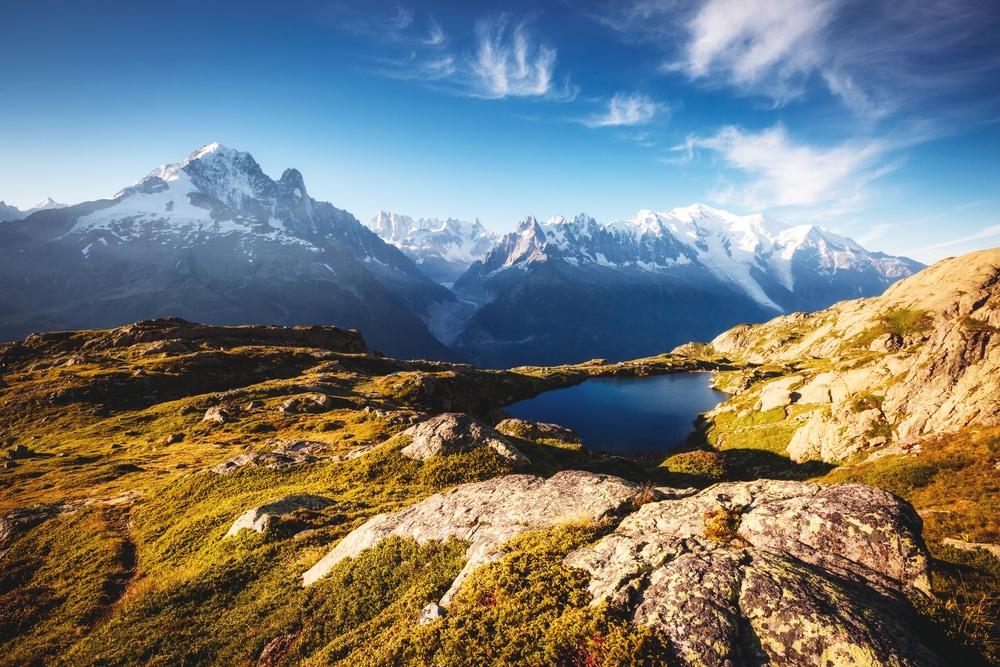 Монблан - один из лучших походов Европы Лучшие походы Европы для новичков Лучшие походы Европы для новичков europes best hikes chamonix