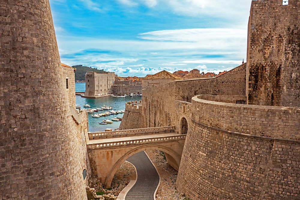 The Old Town of Dubrovnik is a huge draw for tourists