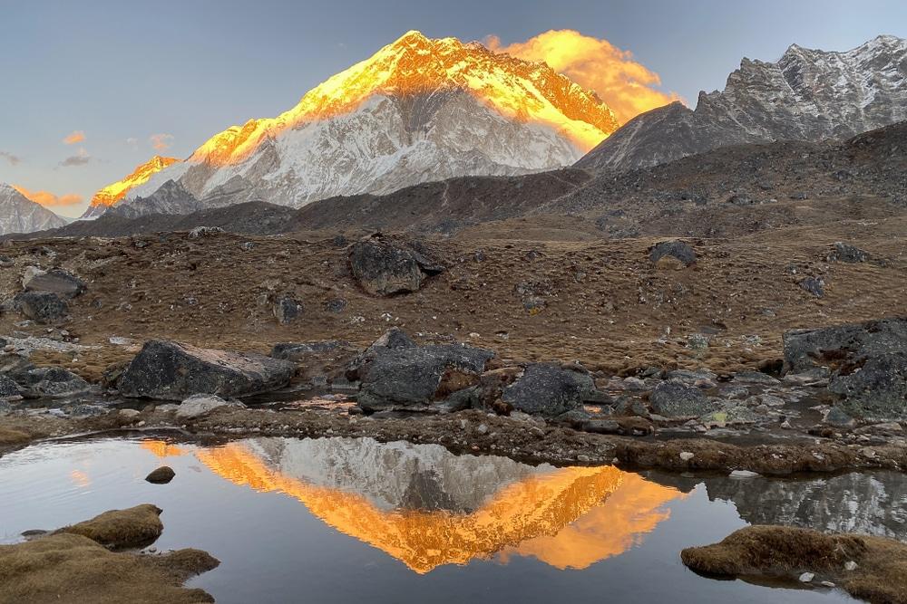 Pokalde Peak is one of Nepal's most popular trekking peaks